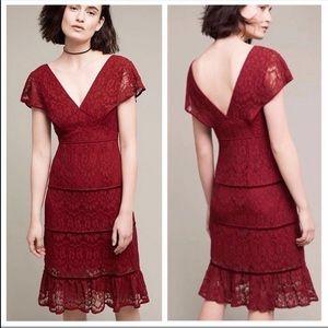 Foxiedox • Dress • Lace • Wine • Small • NWT